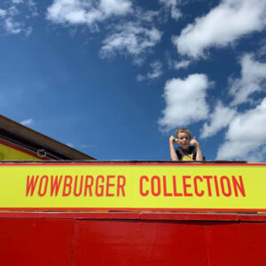 WOWBURGER new sign